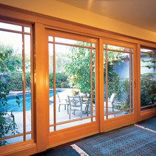 Modern Interior Doors by Arcadia Classic Window Co.