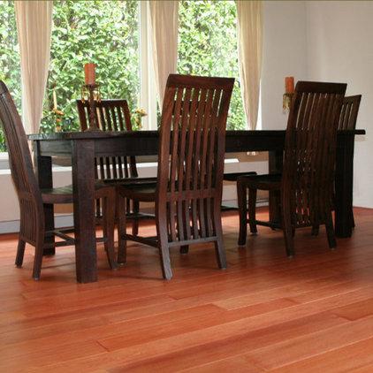 Contemporary Hardwood Flooring by Fantastic Floor