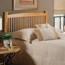 Hillsdale Oak Tree Panel Headboard