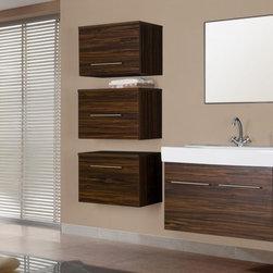 Madrid Modern Bathroom Vanity - Madrid Bathroom Vanties / Bathroom Furniture