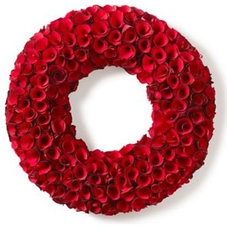 Modern Wreaths And Garlands by Target