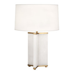 Robert Abbey Fineas Tall Table Lamp - Table Lamp