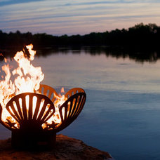 Tropical Fire Pits by Serenity Health & Home Decor