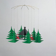 Flensted Mobiles - Pixies In The Xmas Forest 86 at 2Modern