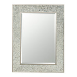 """Kichler - Kichler 78220 Ice 30"""" Modern Wall Mounted Mirror - Specifications:"""