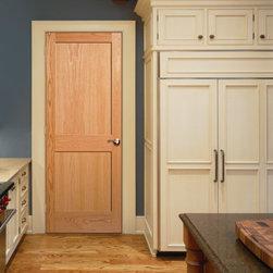 Wood Doors - Oak Door by HomeStory Doors