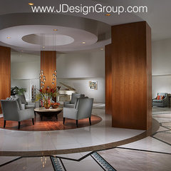 modern entry by J Design Group - Interior Designers Miami - Modern