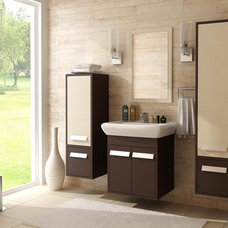Contemporary Bathroom Vanities And Sink Consoles by Liberty Windoors Corp.