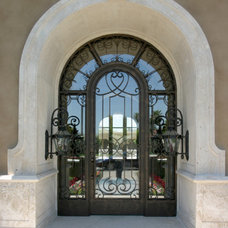 Front Doors by Colletti Design Iron Doors