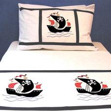 Modern Kids Bedding by mybedlinen