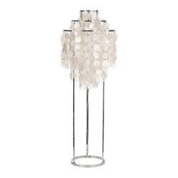 VerPan - VerPan   Fun 1STM Floor Lamp - Design by Verner Panton, 1964.