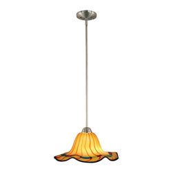 Dale Tiffany - New Dale Tiffany Mini Ceiling Fixture Nickel - Product Details