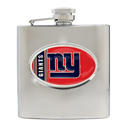 Great American Products - Great American NFL 6 oz. Hip Flask Multicolor - HF2000-13 - Shop for Flasks from Hayneedle.com! About Great American ProductsWith beginnings as a belt buckle maker in Texas Great American products has become the leader in licensed metal emblems and the products that they adorn. With licenses with every major sports league Great American products a wide range of unique products like drinkware coolers and kitchen accessories for the dedicated fan.