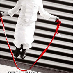 """Sweet Diversions by Yann Duytsche Hardcover Book- English Edition - Over 80 recipesColor photographsHardback with color jacket Publisher: Montagud Editores Language: EnglishFirst Edition published in 2007 Format: 9.2 x 14.9"""" (23 x 29.8 cm) ISBN: 978-84-7212-133-1Spanish edition available upon request"""