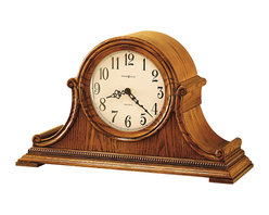 Howard Miller - Howard Miller Dual Chime Kieninger Movement Mantel Clock | HILLSBOROUGH - 630152 HILLSBOROUGH