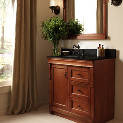 Naples Bathroom Vanities - Naples Collection Vanity by Foremost