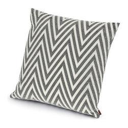 Missoni Home - Missoni Home   Nossen Pillow 16x16 - Design by Rosita Missoni.