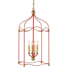 Contemporary Pendant Lighting by Currey & Company