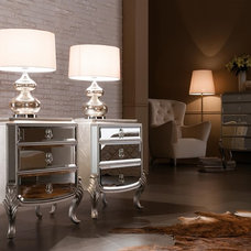 Modern Nightstands And Bedside Tables by The Interior Gallery