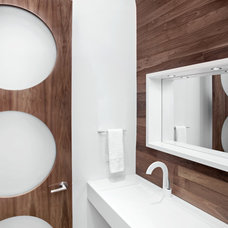 Modern Bathroom Sinks by 2Stone Designer Concrete