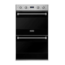 "Viking 3 Series 30"" Double Oven, Black 