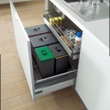 Kitchen Trash Cans by EVAA International, Inc.