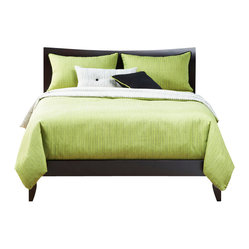 Green Ridge Duvet Set, Full