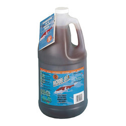 None - Eco Labs Microbe-Lift PL Bacteria 1-gallon Bottle for Watergardens - This Eco Labs microbe lift bacteria is specially formulated to work in water garden ponds. This Microbe-Lift/PL Bacteria is a 100-percent natural, safe and beneficial bacteria and will not harm fish or plants.