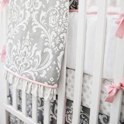New Arrivals Inc. - Stella Gray Blanket -