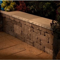 Necessories Lakeland Seat Wall - Please note: This item does not include to-the-door delivery. This item includes curbside delivery.Add versatility to your backyard or patio with the Necessories Lakeland Seat Wall. This rounded wall may be used for additional seating, as a food prep station, spot for decorative planters, or all of the above. It's made by you of reliable stone that will stand up to the elements. This kit includes all the materials necessary for assembly. It included pre-cut concrete block sized to fit, steel reinforcements, Super-Stik adhesive, gloves, and easy-to-read instructions. With all that's included and the fact that it takes only an afternoon -- it's definitely worth the effort. This wall is available in an array of colors so you can select your perfect match.Note: Review any building restrictions or construction permit requirements before installation of an outdoor fireplace. Contact your local zoning commission/homeowners association for details.Contact a licensed contractor for installation as this product may require connection to a natural gas line.About NecessoriesNecessories is a third generation family business based in Rochester, Minnesota. Necessories has a solid foundation in mortarless concrete manufacturing and construction that dates back to 1914. They are recognized as an innovator of attractive, high-quality landscape construction materials. Necessories is a collection of Outdoor Living Kits. This is a unique line of outdoor living kits that make hardscaping affordable and easy. Each kit comes packaged with all you need to build including pre-cut concrete block, Super-Stik adhesive, and easy to read course by course assembly instructions. These outdoor living kits require no cutting, no guessing, no hassles -- no problem.
