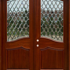 Traditional Front Doors by nicksbuilding.com