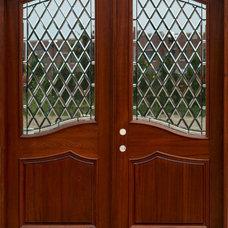 Traditional Front Doors by nicksbuilding.com