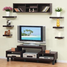 Modern Display And Wall Shelves  by Amazon