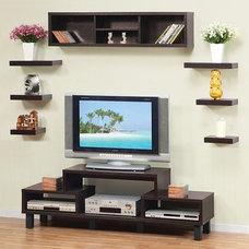 Modern Wall Shelves by Amazon