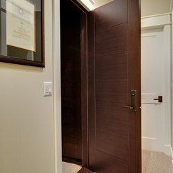 Custom Interior Doors - DB-711 Custom Solid Wood Doors