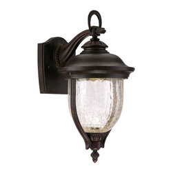 Designers Fountain - Designers Fountain Sheffield LED Traditional Outdoor Wall Sconce X-ZBM-12122DEL - Designers Fountain Sheffield LED Traditional Outdoor Wall Sconce X-ZBM-12122DEL