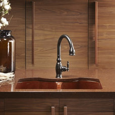 Eclectic Kitchen Faucets by Kohler
