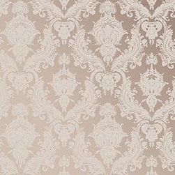 Tempaper - Textured Bisque DAF066 Damsel Self-Adhesive Wallpaper - Textured Bisque DAF066 Damsel Self-Adhesive Wallpaper's self-adhesive and has 12 inches of pattern repeat. This self-adhesive wallpaper is revolutionary in the home decor industry. It can be easily removed, repositioned or readjusted to match your style. It is the perfect wallpaper for renters, or people who just like to change their home decor often! Liven up any room as frequently as you like with self-adhesive removable wallpaper. Collection name: Tempaper Size of each double roll is 20.5 inches x 33 feet. Each double roll covers about 56.37 square feet / 5.24 square meters. Wallpapers are priced per single roll, but packaged and sold in double rolls only. Please order the number of single rolls that you will need, but you must order in multiples of two (even numbers) only.