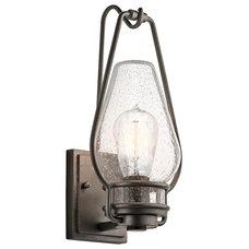 Rustic Outdoor Lighting by Littman Bros Lighting
