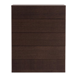 Tema Home - Here's your style stowaway! Your bulkiest assets, from sweaters to blankets, wil - Sometimes you need a chest of drawers to be just that. This one is functional, sturdy and spacious for those winter sweaters or extra blankets. The contemporary lines complement all rooms from the bedroom to the den.