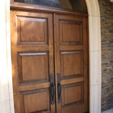 Traditional Front Doors by California Window & Door