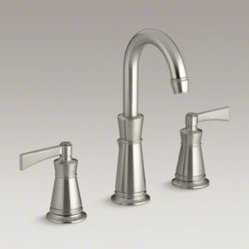 Bathroom faucets find shower and sink bath faucets online for Craftsman style kitchen faucets