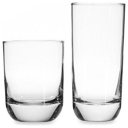 Contemporary Everyday Glassware by Bed Bath & Beyond