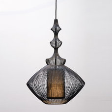 Contemporary Pendant Lighting by LightingUniverse