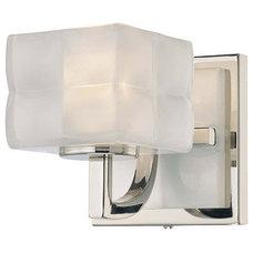 Contemporary Bathroom Vanity Lighting by Bellacor