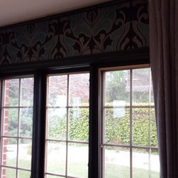 Window treatments: shutters, drapes, blinds - 7 Sisters Interiors
