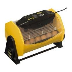 Octagon 20 Advance Automatic Egg Incubator - The Octagon 20 Advance Automatic Egg Incubator is ...