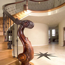 Tropical Staircase by Arcways, Inc.