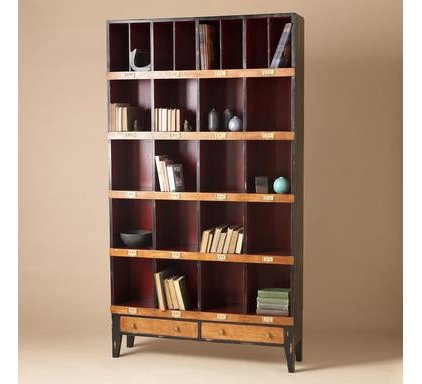 Eclectic Storage Cabinets by Sundance Catalog