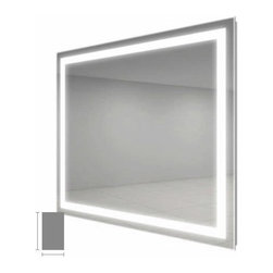 "Electric Mirror Integrity 21"" x 36"" Lighted Mirror INT2136 -"